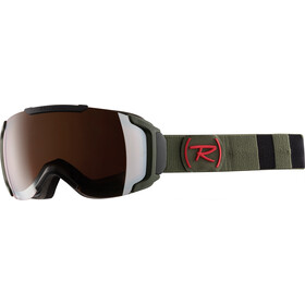 Rossignol Maverick Goggles Heren, military green